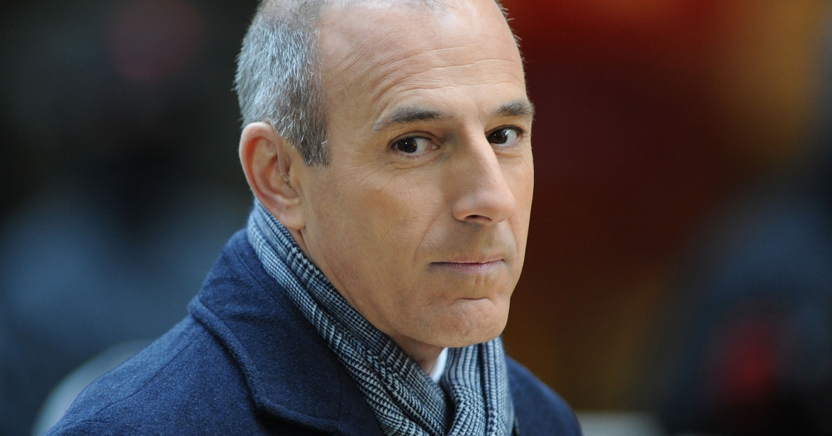 Matt Lauer, host of the Today Show, may soon have a new job as the host of Jeopardy.</p>