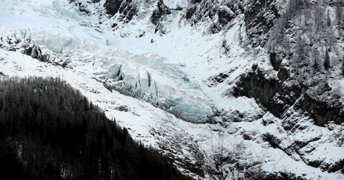 Scientists say that Canada's glaciers may be melting irreversibly, pushing up global sea levels.</p>