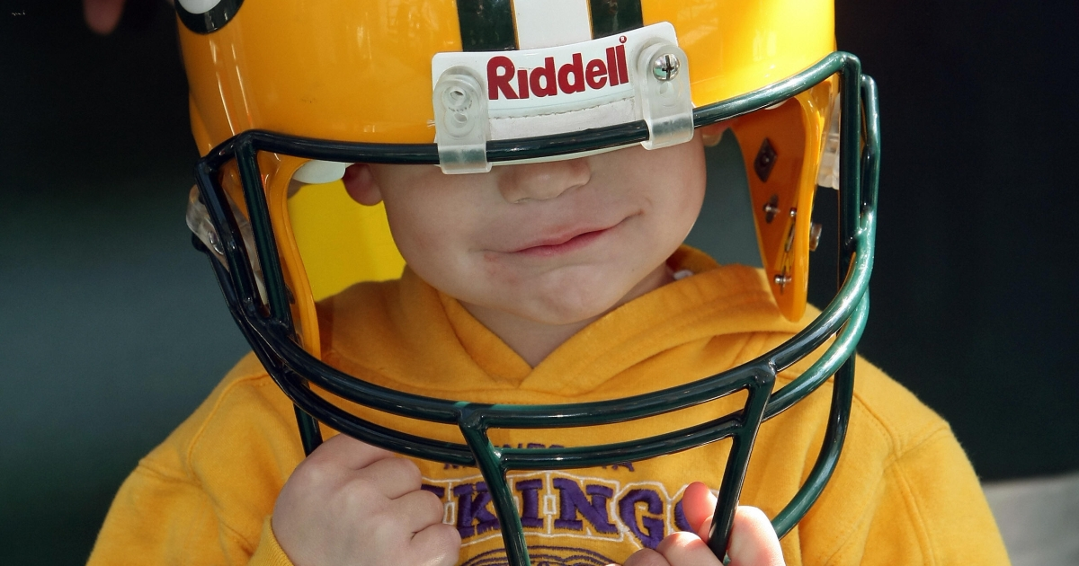 New research shows that helmets and mouthguards may not be effective in preventing brain injuries in athletes.</p>