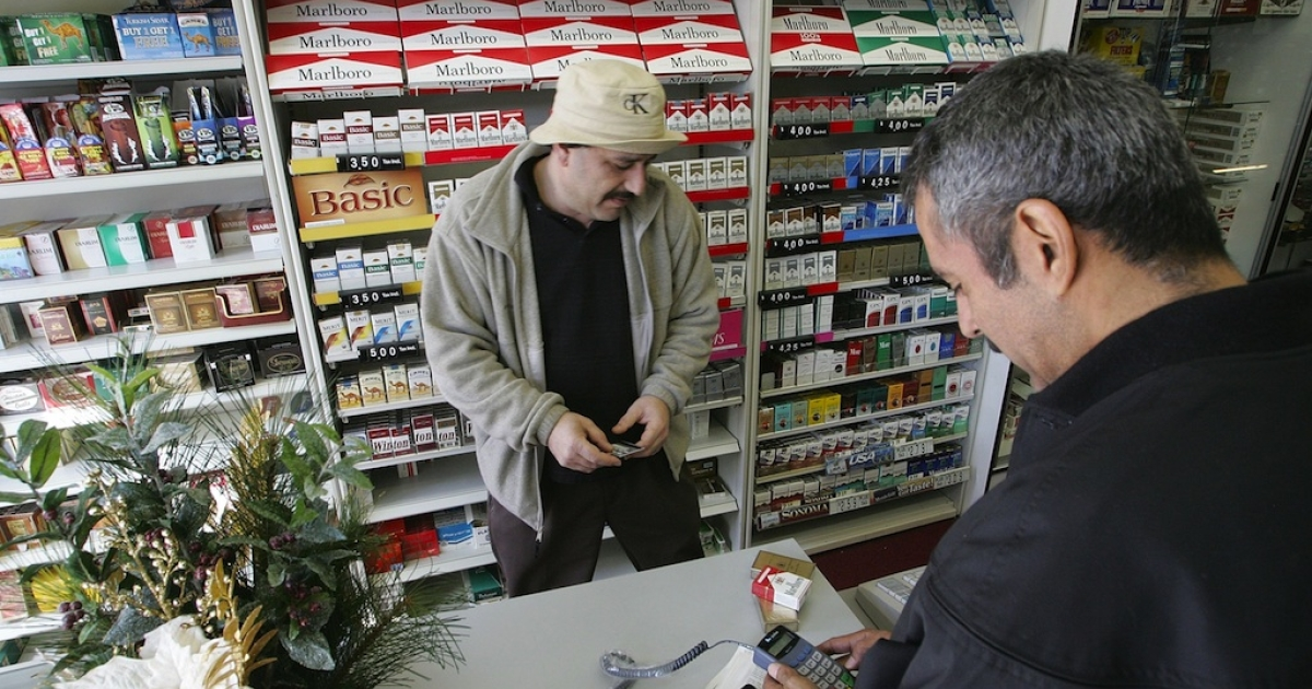 Retailers will not be allowed to display cigarettes if NYC Mayor Michael Bloomberg has his way.</p>
