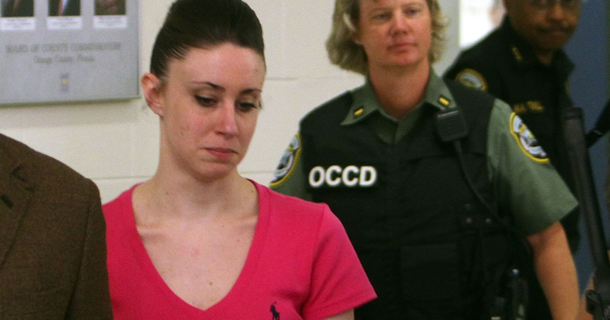 Due to the high profile of her murder trial, Casey Anthony's location has been a carefully guarded secret since her acquittal.</p>