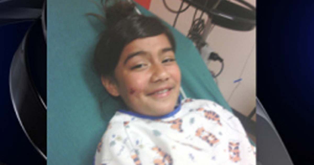 Celia Renteria, age 9</p>