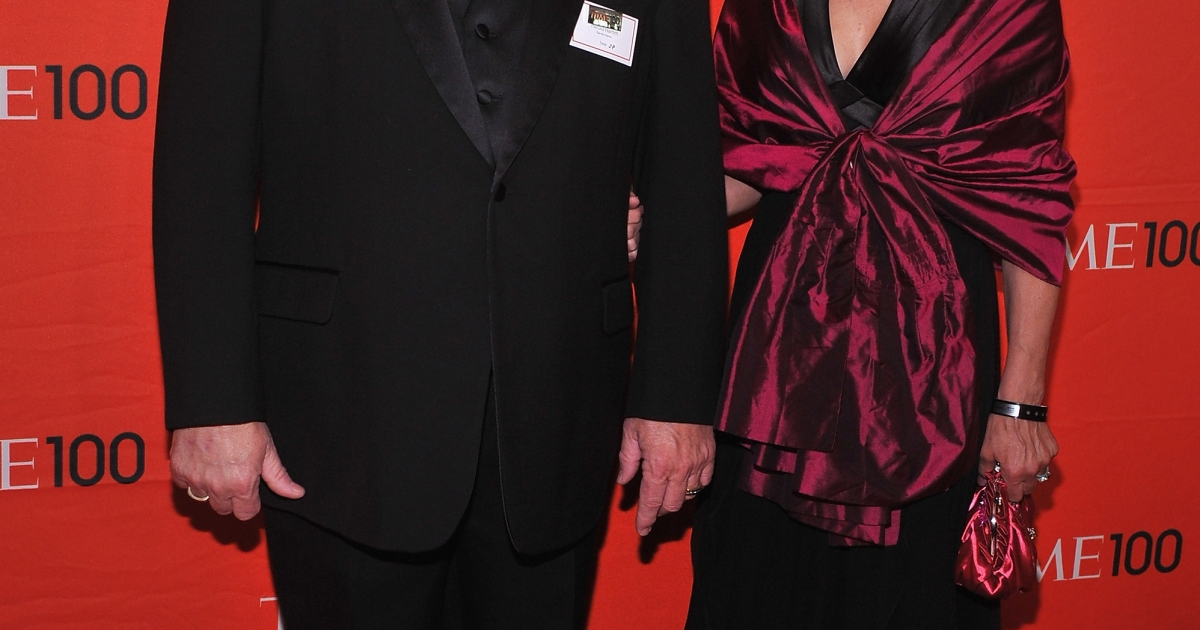 Billionaire Harold Hamm with his wife Su Ann Hamm at the TIME 100 Gala celebrating TIME'S 100 Most Influential People In The World at Jazz at Lincoln Center on April 24, 2012 in New York City.</p>