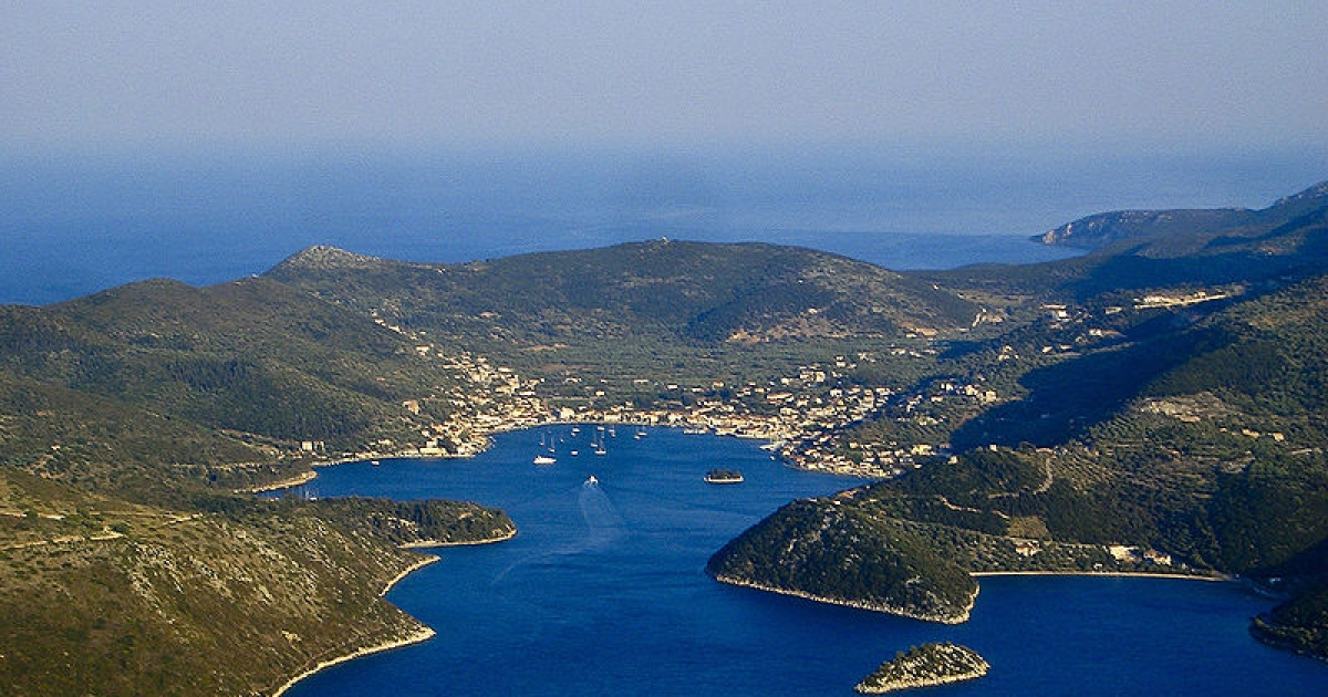 The Qatari royal family has bought a Greek island for about $6.5 million in the Ionian sea near Ithaca.</p>