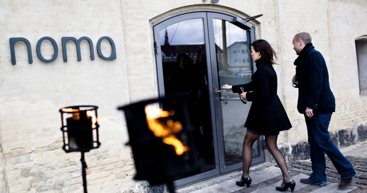 Noma was last year declared the best restaurant in the world for the third consecutive year in the S. Pelligrino World's 50 Best Restaurants list.</p>