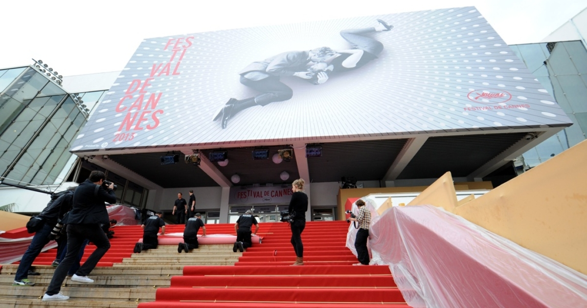 Rolling out the red carpet for France's Cannes Film Festival.</p>