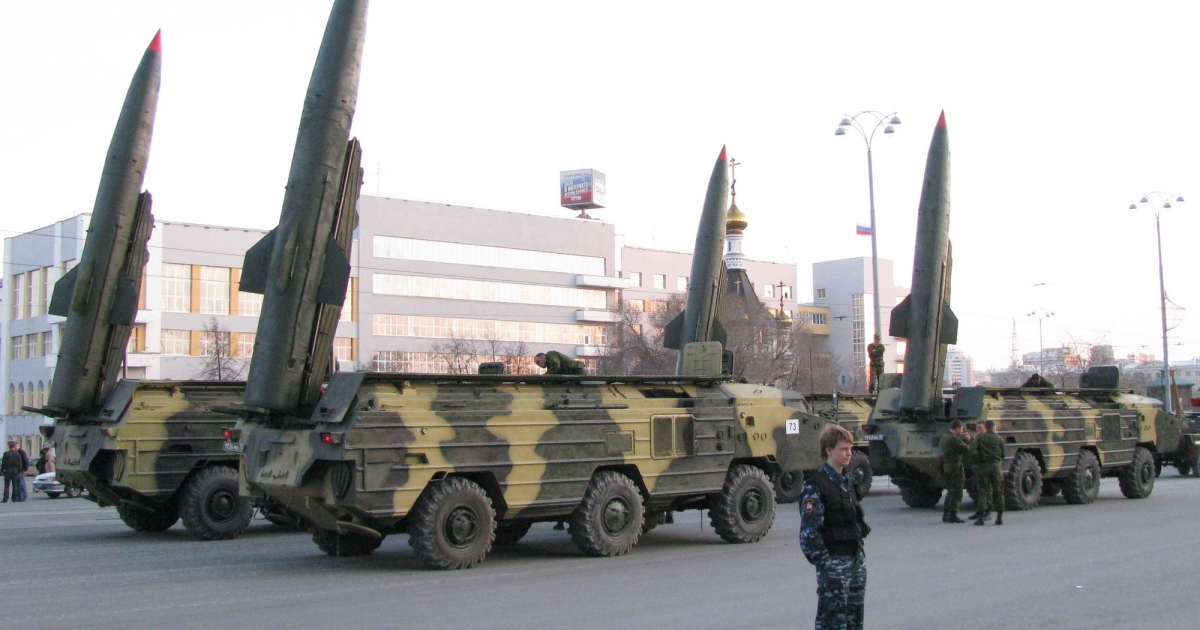A KN-02 missile, the kind that it is believed North Korea has launched six times in the last few days. The US has tried to downplay the missile tests, citing decreased tensions on the peninsula.</p>