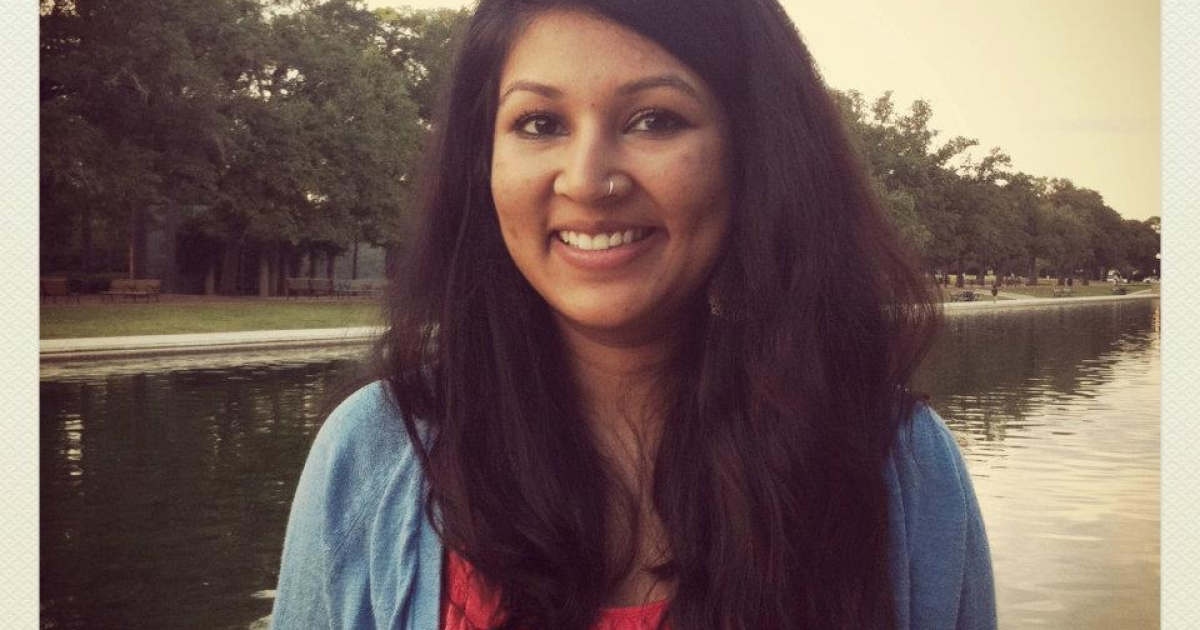 GlobalPost's Mariya Karimjee photographed in Houston, Texas, where she attended high school. She now lives in Karachi, where she was born.</p>