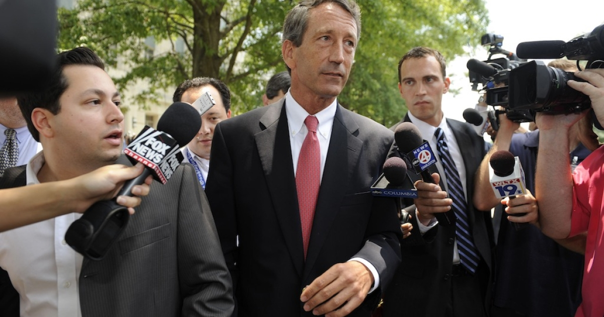 Former South Carolina Governor Mark Sanford will face off against Democrat Elizabeth Colbert-Busch for a special congressional election on May 7.</p>