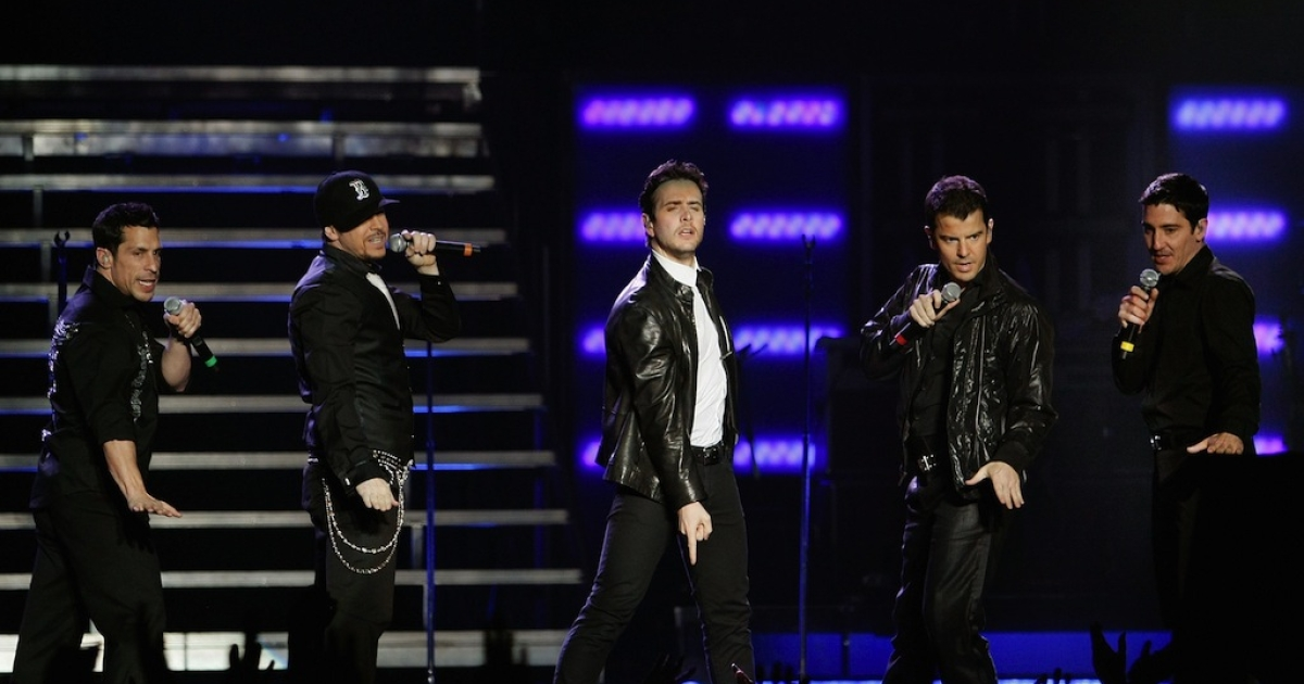 Boston-based former boy band New Kids on the Block will join Aerosmith and James Taylor to headline a benefit concert to raise money for the victims of the Boston Marathon bombing.</p>