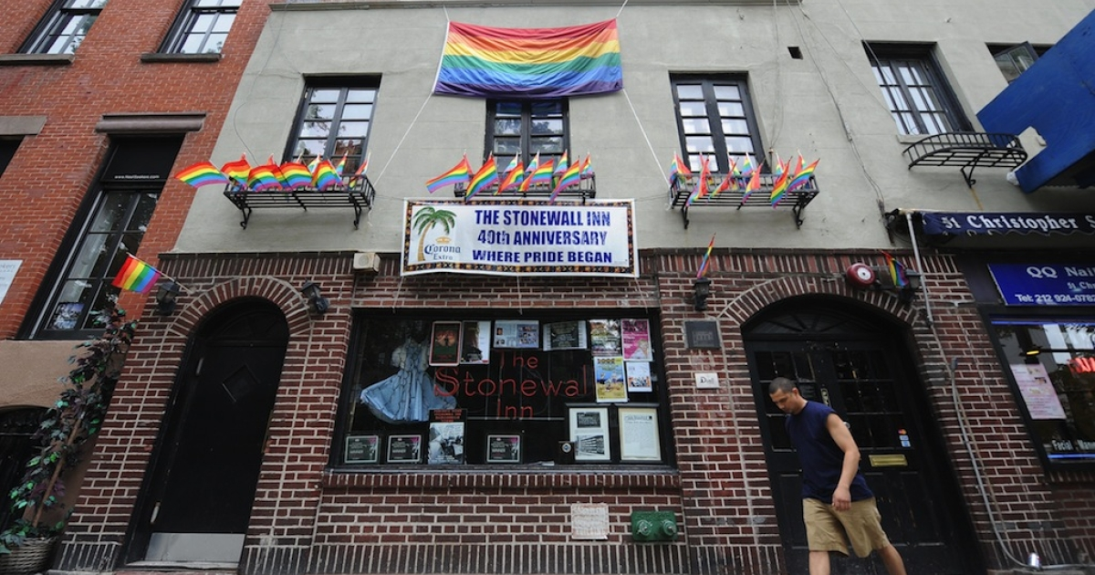 New York City Police say the fatal shooting of a man in Greenwich Village was an anti-gay hate crime. Elliot Morales, 33, was later arrested.</p>