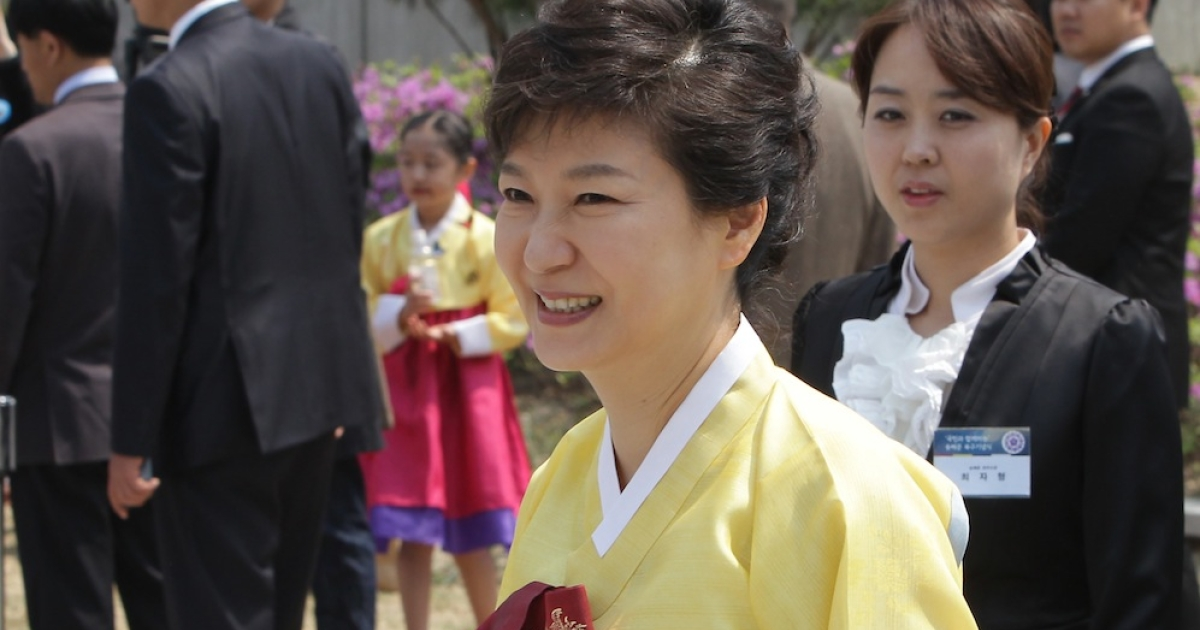 South Korean President Park Geun Hye is traveling to Washington to meet with President Obama. North Korea is expected to be the dominant topic.</p>