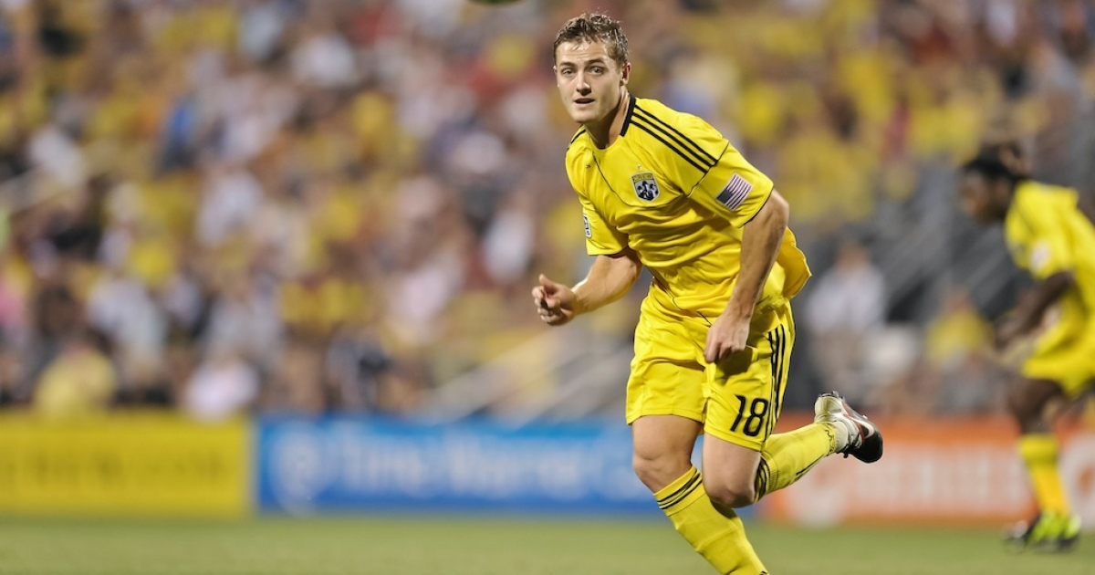Robbie Rogers has announced he will be returning to the US after two seasons in the United Kingdom. Rogers will join the LA Galaxy as the league's first openly gay player. Rogers came out in February, the same day he announced he was retiring from the sport.</p>