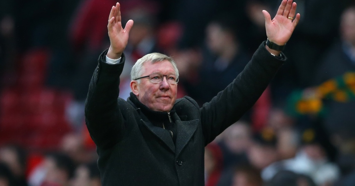 Manchester United Manager Sir Alex Ferguson announced he will retire at the end of this year's Barclays Premier League season.</p>