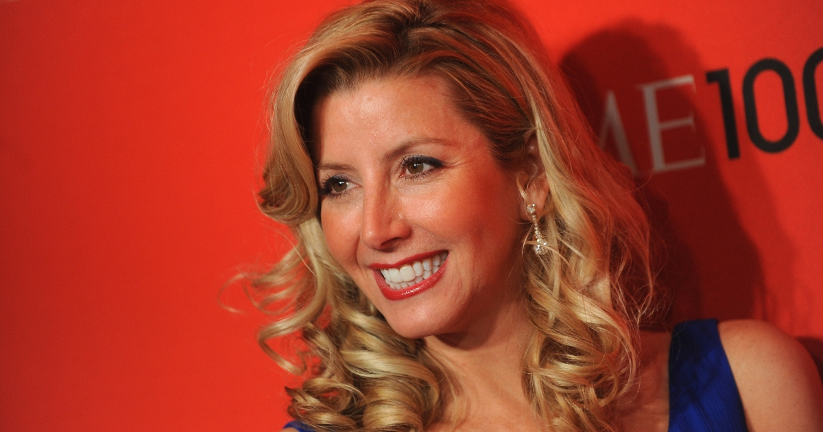 Spanx inventor Sara Blakely attends the TIME 100 Gala celebrating TIME'S 100 Most Influential People In The World at Jazz at Lincoln Center on April 24, 2012 in New York City.</p>