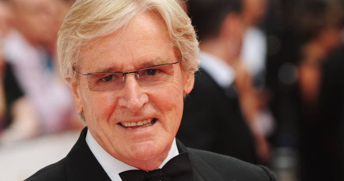 Actor William (Bill) Roache, known on TV's