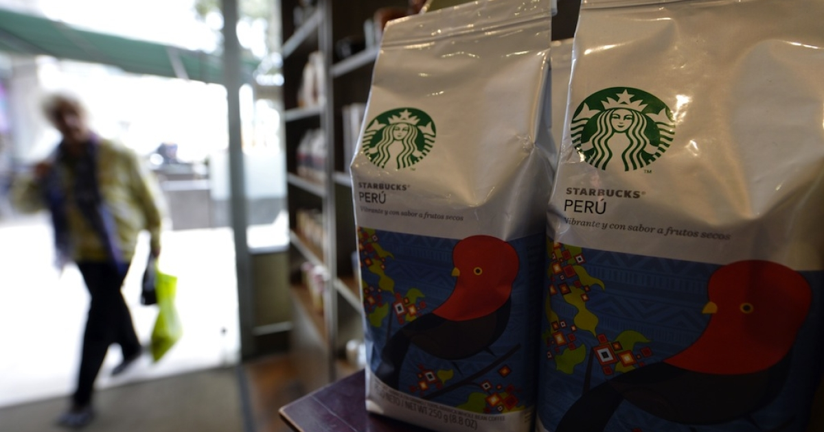 Starbucks was forced to pay Kraft $2.8 billion after prematurely cancelling a deal to sell its coffee in grocery stores.</p>
