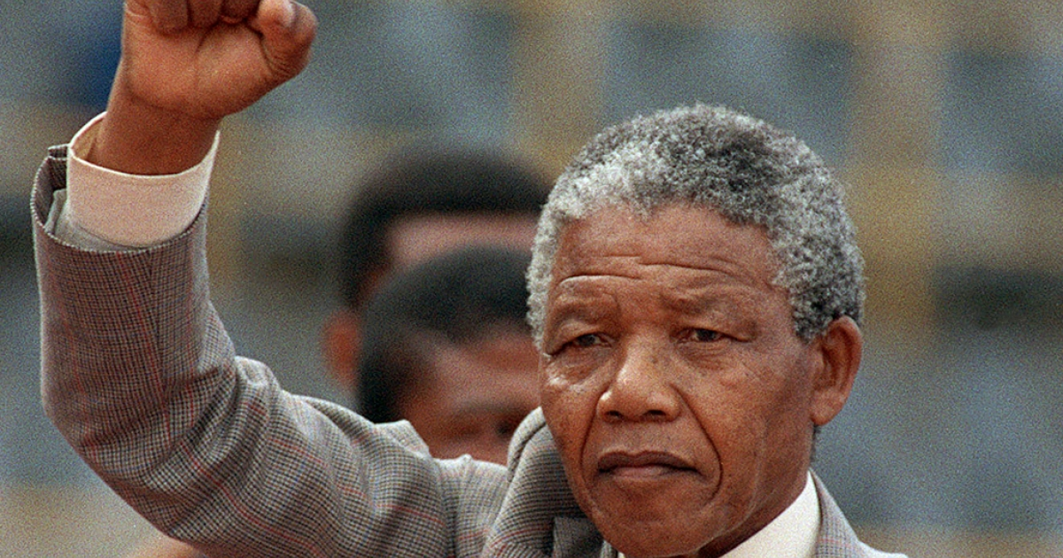 Anti-apartheid leader and former South African President Nelson Mandela has passed away at the age of 95.</p>