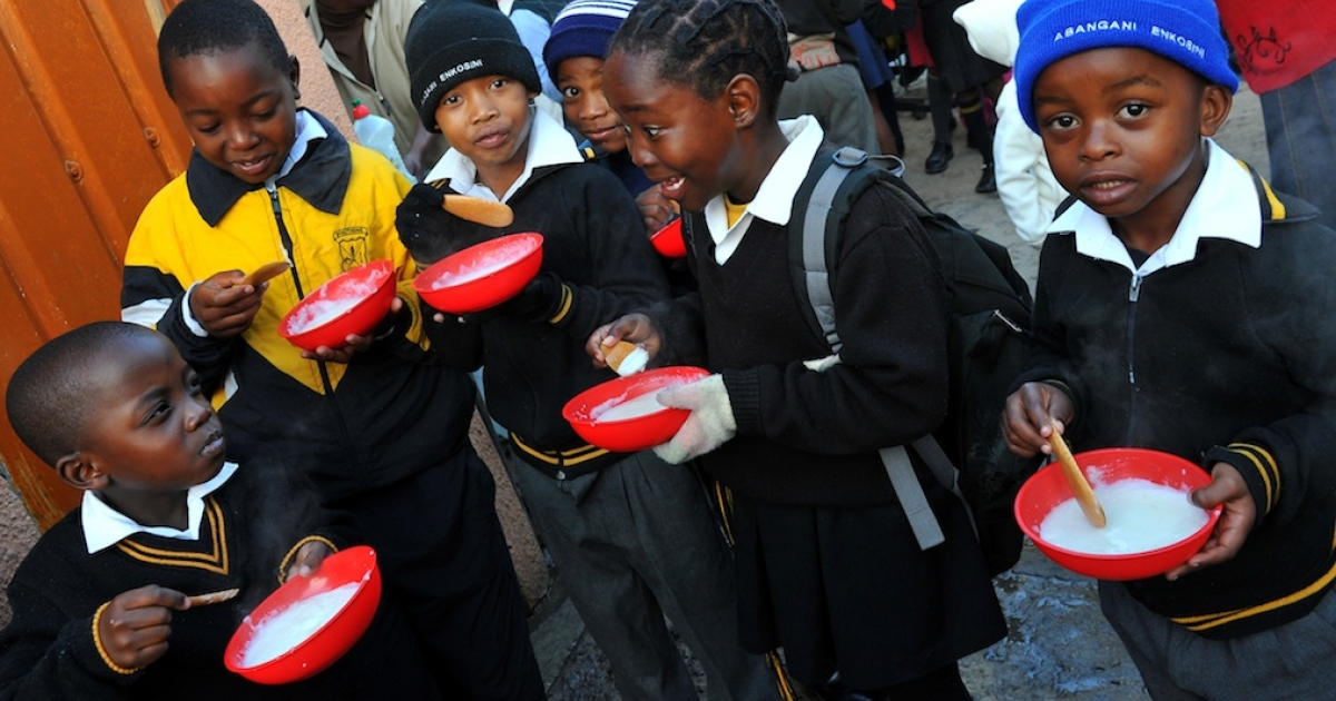 Will these kids in Johannesburg, South Africa be part of an AIDS-free generation?</p>