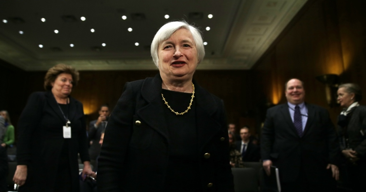 Janet Yellen is earning support to become the new Fed chief.</p>
