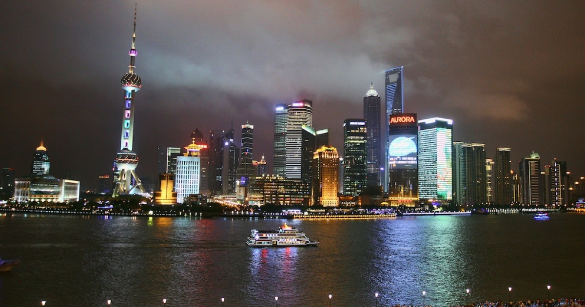 The Shanghai skyline, July 2011. Asia is becoming the world's most energy-thirsty region, and China has enormous shale reserves — but whether it can exploit them is an open question.</p>