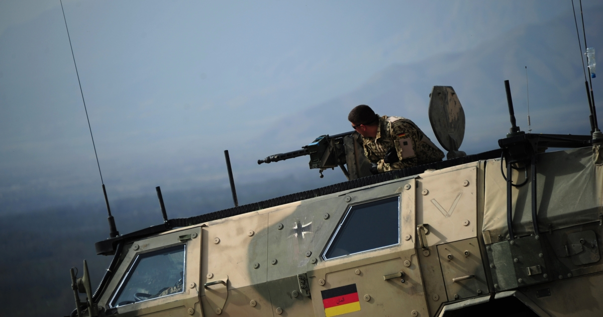 German forces in Afghanistan. The government says the skills required for today's regional conflicts are different from those once needed to protect the country from Soviet invasion.</p>