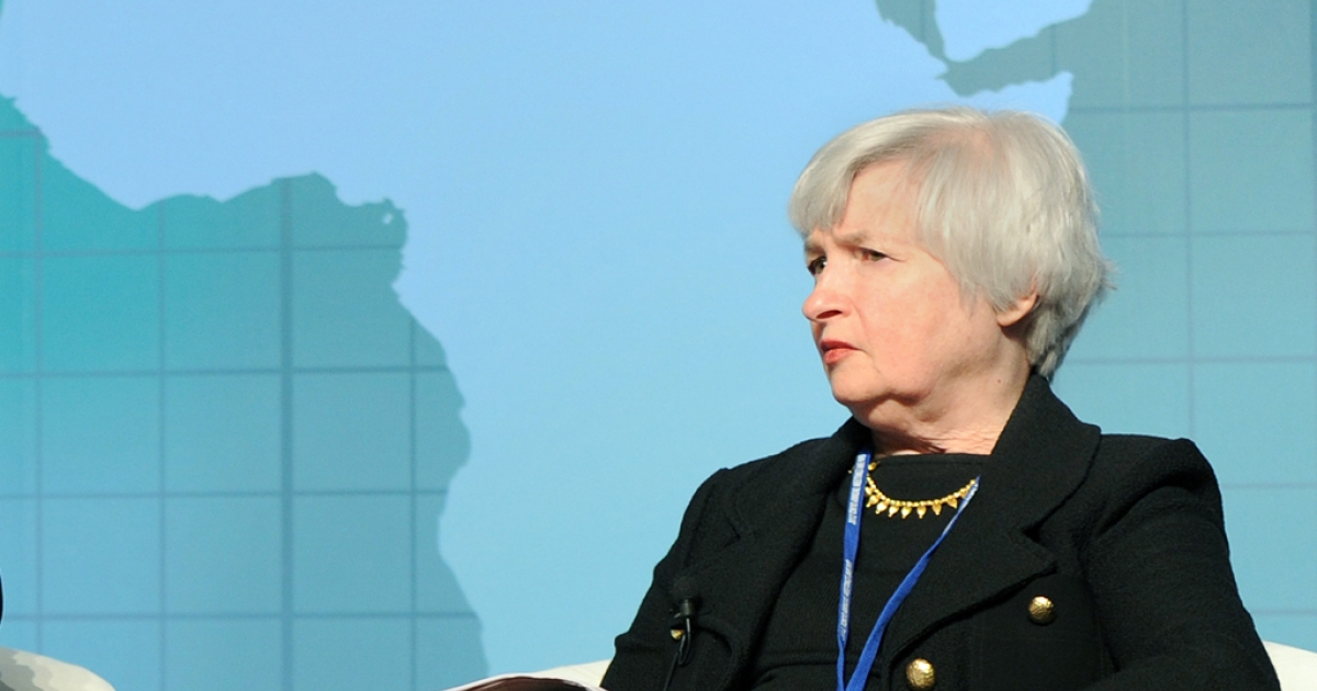 Janet Yellen is slated to be the first woman to serve as chair of the Federal Reserve.</p>