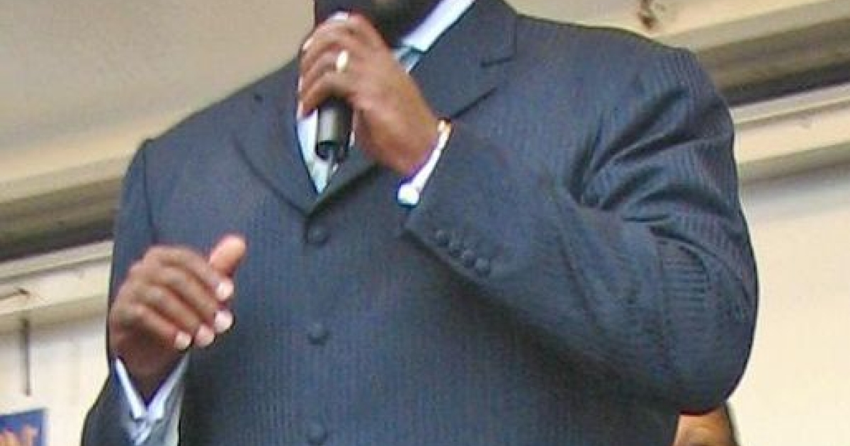Former Detroit mayor Kwame Kilpatrick was sentenced to 28 years in prison on October 10th, 2013.</p>