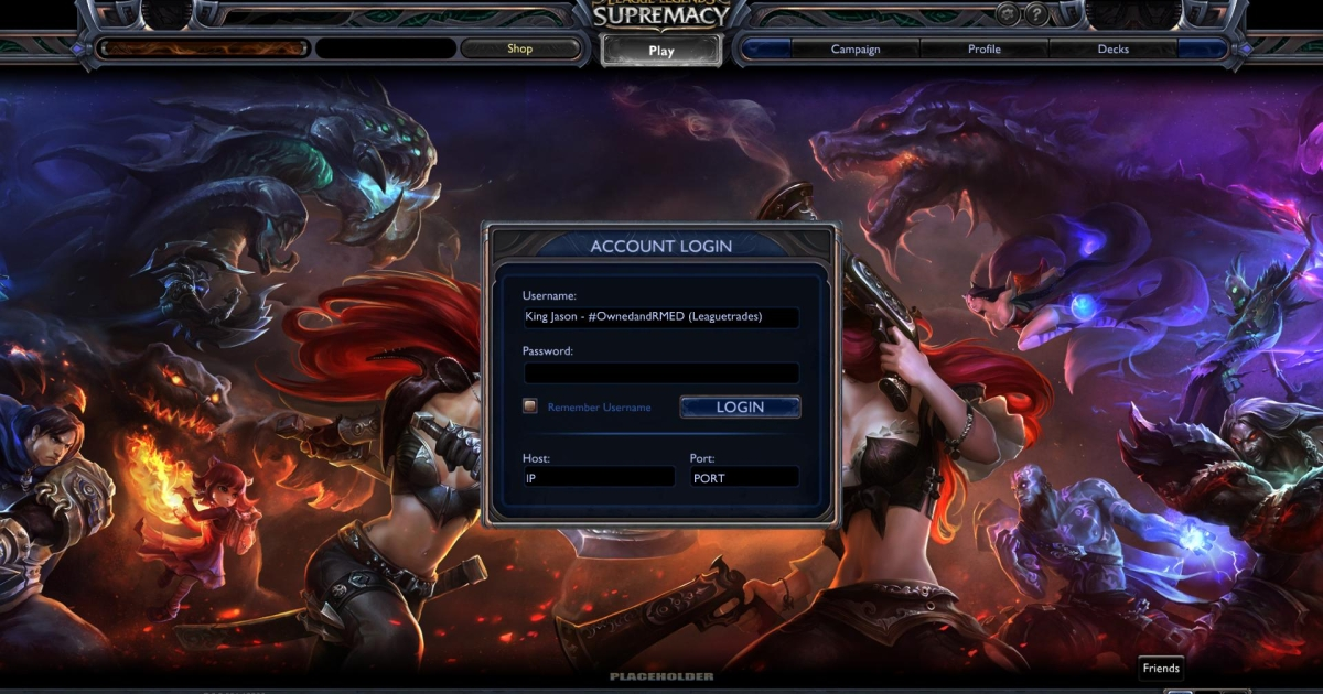 One of the images a hacker released on the Twitter account of Riot Games President and Cofounder Marc Merrill.</p>