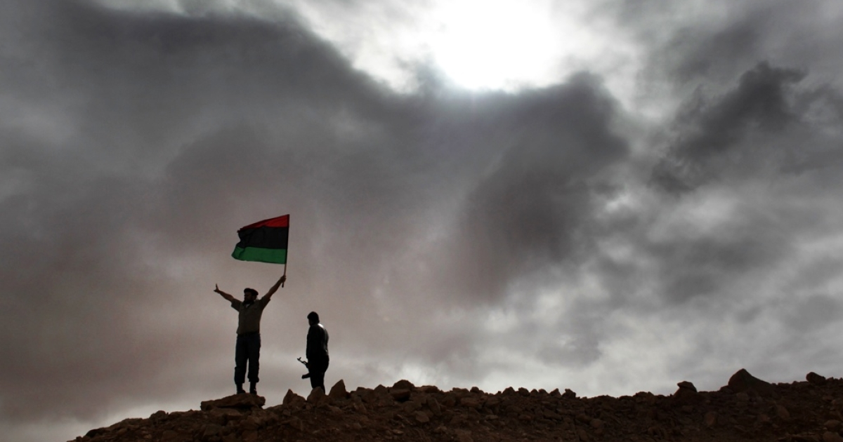 Two years on, can Libya still celebrate?</p>