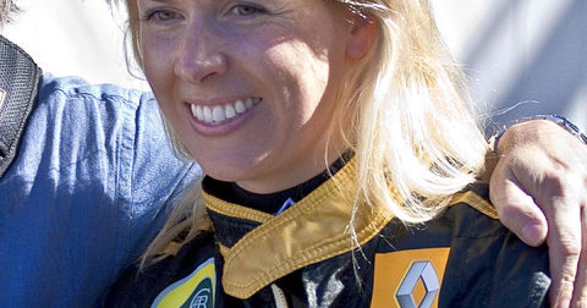 Formula One driver Maria de Villota was found dead on October 11, 2013.</p>