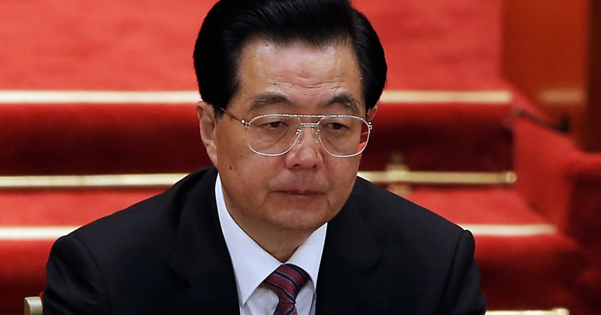 A Spanish court has agreed to hear charges of genocide against former Chinese President Hu Jintao, pictured here.</p>