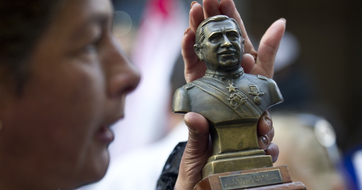 A judges association in Chile has apologized on behalf of the legal system for its failure to protect human rights during the regime of Augusto Pinochet.</p>