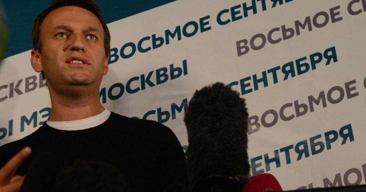 Navalny has called for a recount.</p>