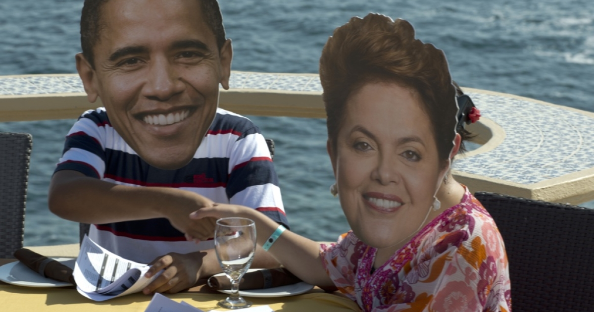 After new spying revelations, there could be more behind the smiles that President Barack Obama and his Brazilian counterpart Dilma Rousseff will surely wear at the G20 summit.</p>