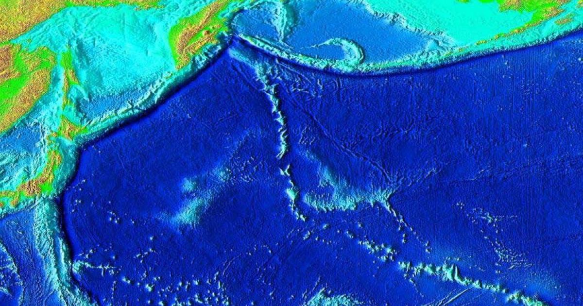 The largest volcano ever discovered was found beneath the Pacific Ocean by researchers recently. The Tamu Massif is 2.5 miles tall.</p>