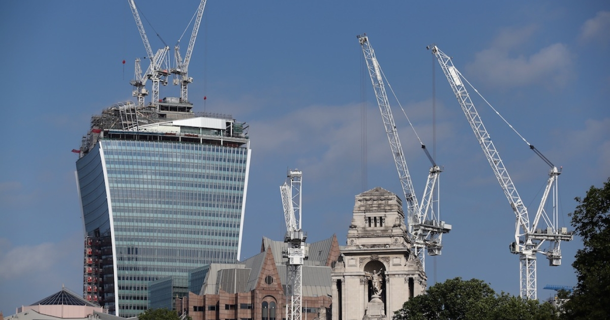 The 37-storey 'Walkie Talkie' skyscraper in London's financial district has been renamed the 'Walkie Scorchie' after claims that sunlight reflected from the glass building melted cars parked below.</p>