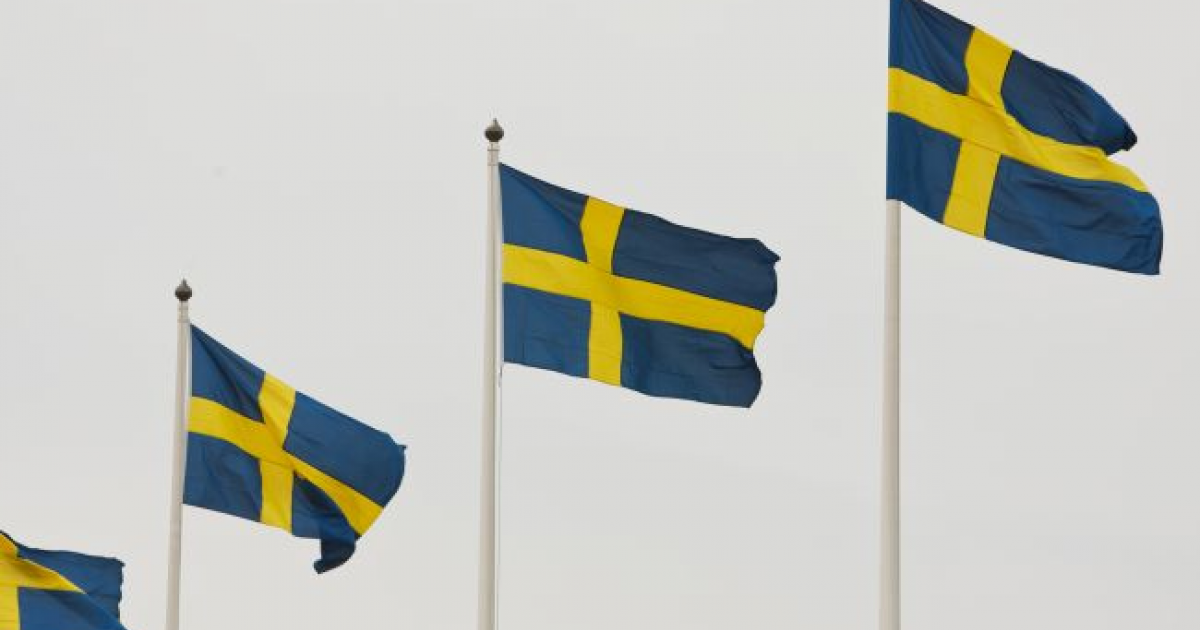 Sweden's flag flies high. Or is it Switzerland's? The two countries have launched a new joint campaign to help Chinese tourists tell the difference between the European nations.</p>