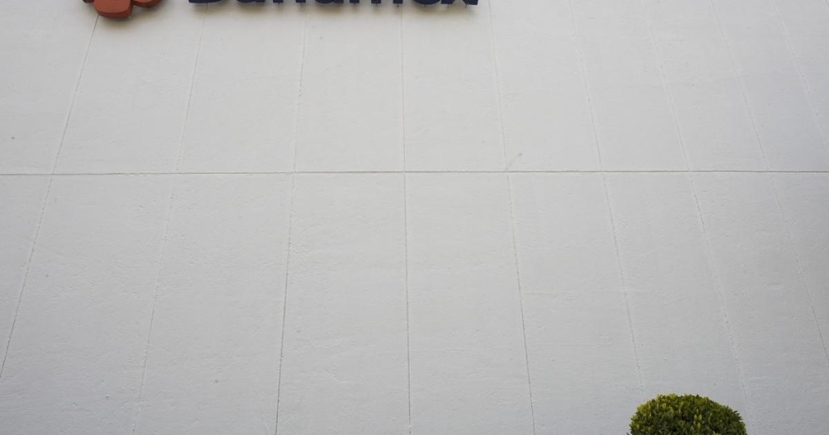 A Banamex branch in Mexico City on Nov. 23, 2009.</p>