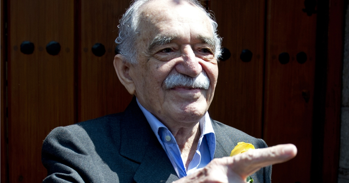 Nobel Literature prize-winning writer and journalist, Colombian Gabriel Garcia Marquez passed away on April 17, 2014, at the age of 87.</p>