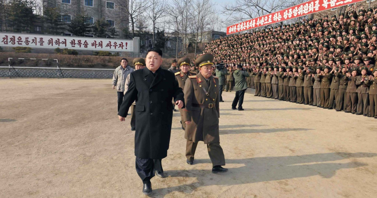 North Korean leader Kim Jong Un won 100 percent of the vote in last month's general election.</p>