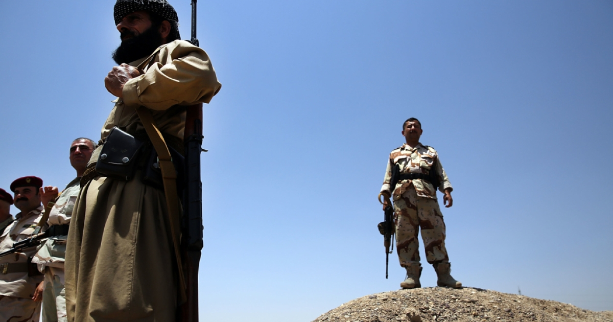 &lt;&gt; on July 3, 2014 in Kirkuk, Iraq.</p>
