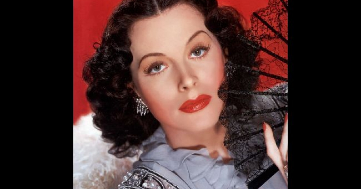 Hedy Lamarr, an Austrian inventor who paved the way for cellphones, WiFi and most of modern life.</p>