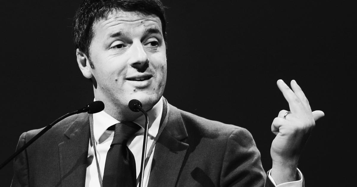 Renzi: Savior or Godfather?</p>