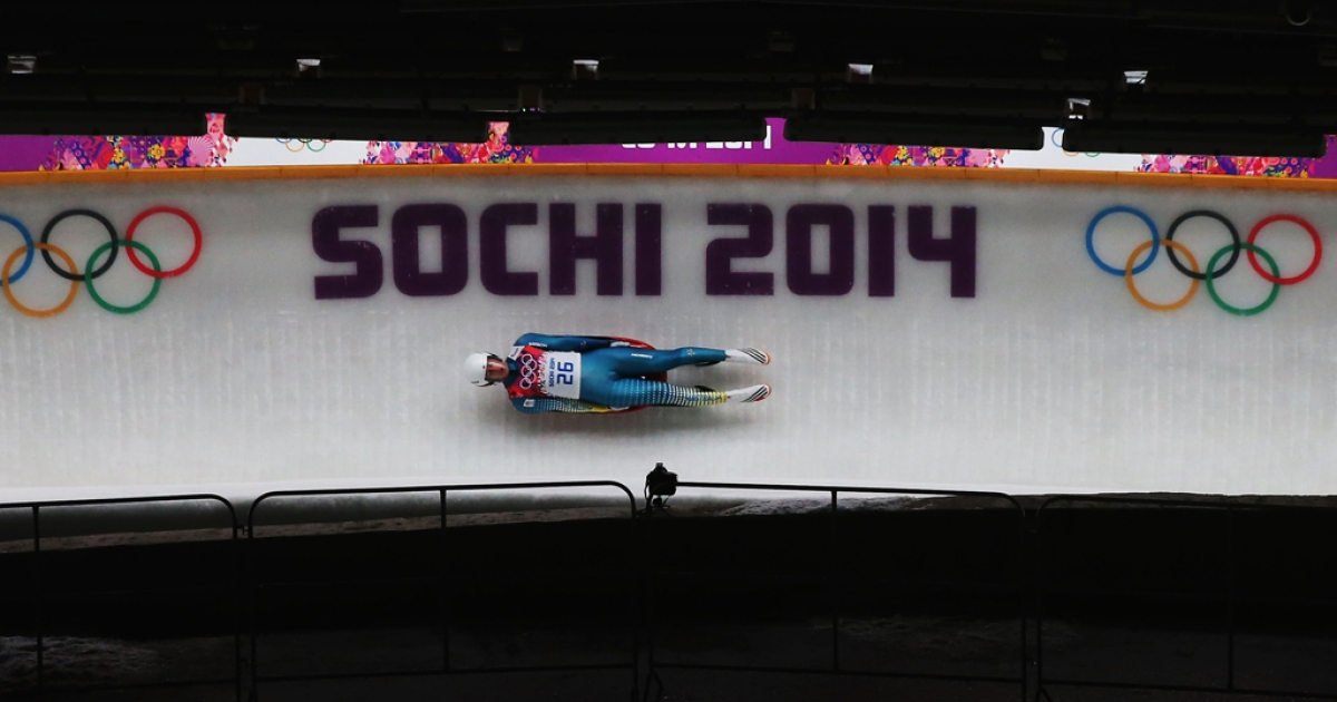 Day 1 of the Sochi 2014 Winter Olympics, Feb. 8, 2014.</p>
