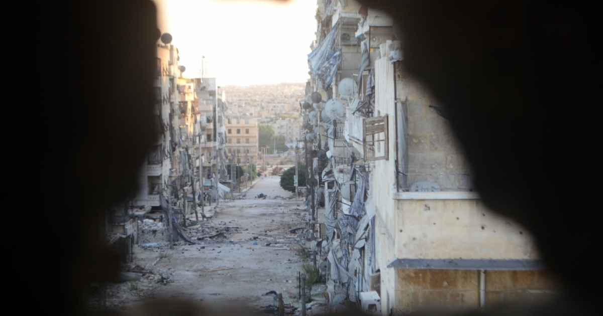 Syria's civil war has ground on for nearly three years.</p>