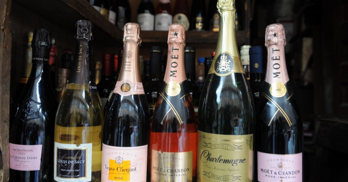 Brisk sales of bubbly are a sign of Nigeria's effervescent economy as well as the tastes of its ostentatiously wealthy elite.</p>