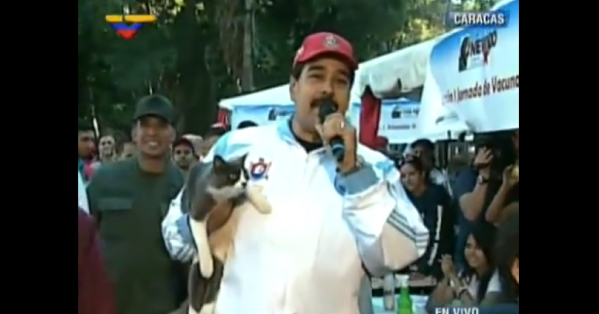 Venezuelan President Nicolas Maduro launches a new plan of attack.</p>