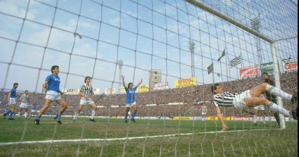 Diego Maradona scored the