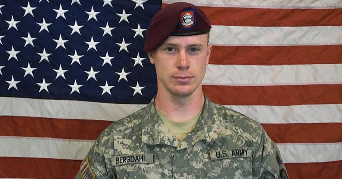 US Army Sgt. Bowe Bergdahl.</p>